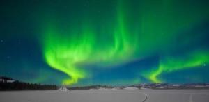 manifestation magnétique: l'aurore boréale