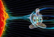 champ magnétique pulsé