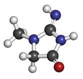 l'atome de la cellule cristaline