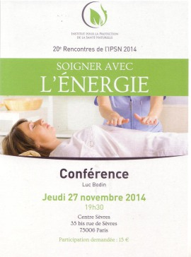 soigner avec l'énergie- Luc Bodin